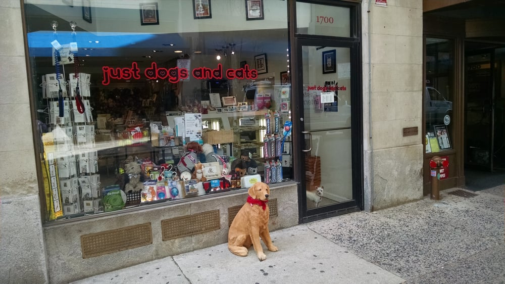Dog Friendly Stores Philadelphia