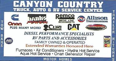 Photo of Canyon Country Truck Auto & RV: Lake Havasu City, AZ
