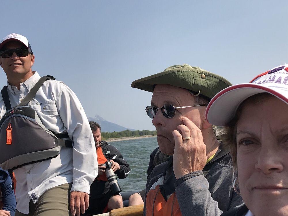 Snake River Angler: 12170 Dornan Rd, Moose, WY