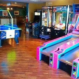 Photo Of Blue Gate Garden Inn   Shipshewana, IN, United States. Arcade Room