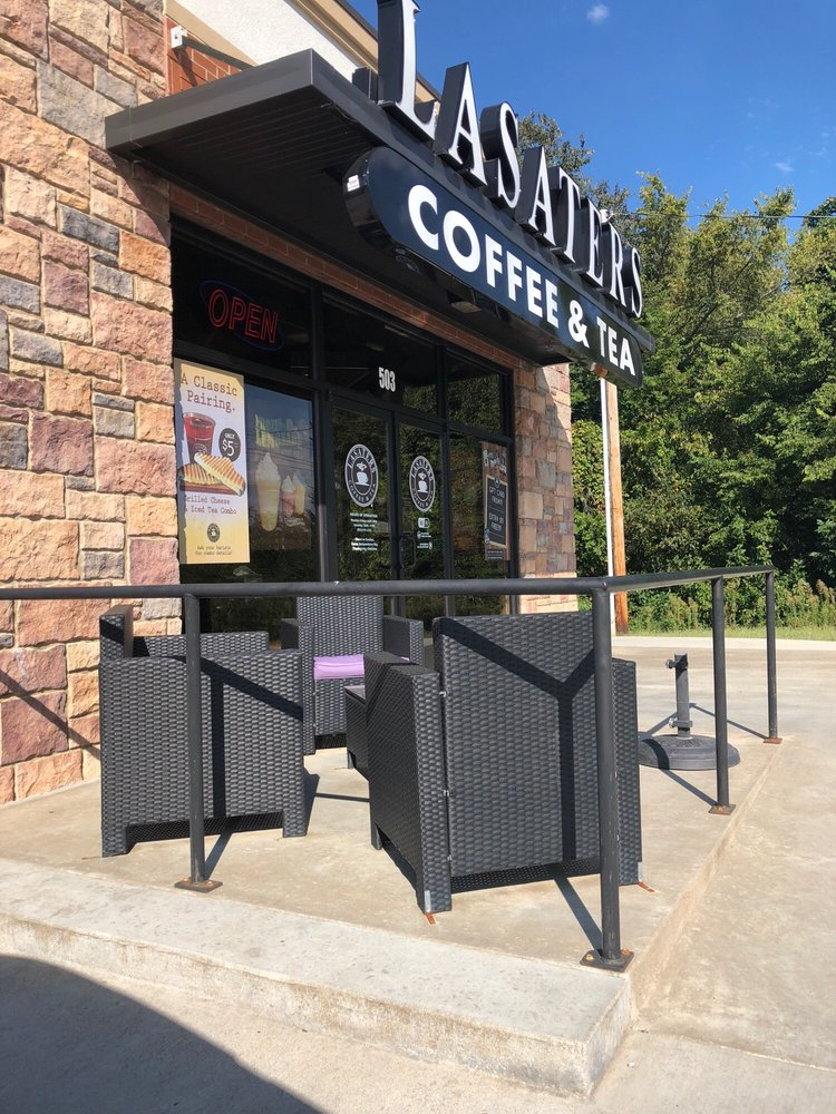 Social Spots from Lasaters Coffee & Tea - Exit 1