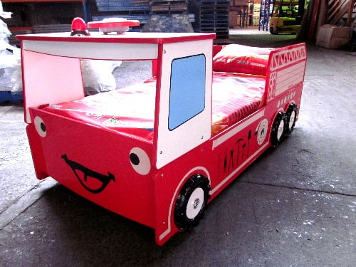 Boys Fire Engine Bed Yelp