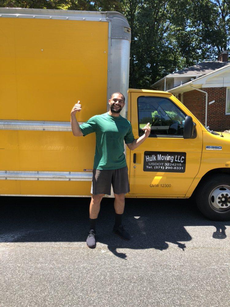 Hulk Moving: Arlington, VA