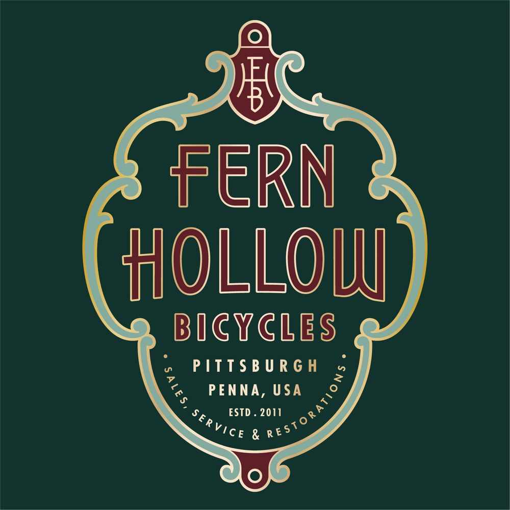 Fern Hollow Bicycles: 307 S Trenton Ave, Pittsburgh, PA