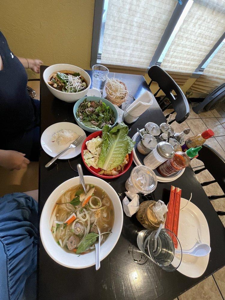 Food from Yummy Thai