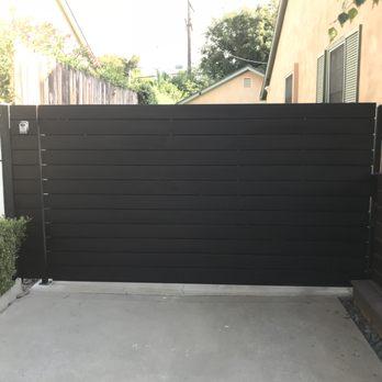Photo of Harwell Fencing \u0026 Gates - Santa Monica CA United States. Our & Harwell Fencing \u0026 Gates - 169 Photos \u0026 48 Reviews - Fences \u0026 Gates ...