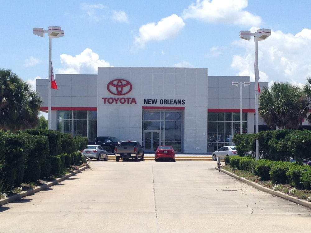 Love This Suv Toyota Of New Orleans Gave Me A Great Experience