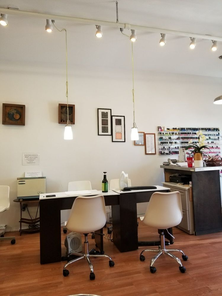 Logan Square Nail Salon: 2453 N Milwaukee, Chicago, IL