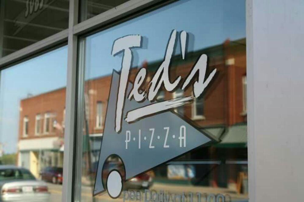 Ted's Pizza Palace: 306 Main St E, Menomonie, WI