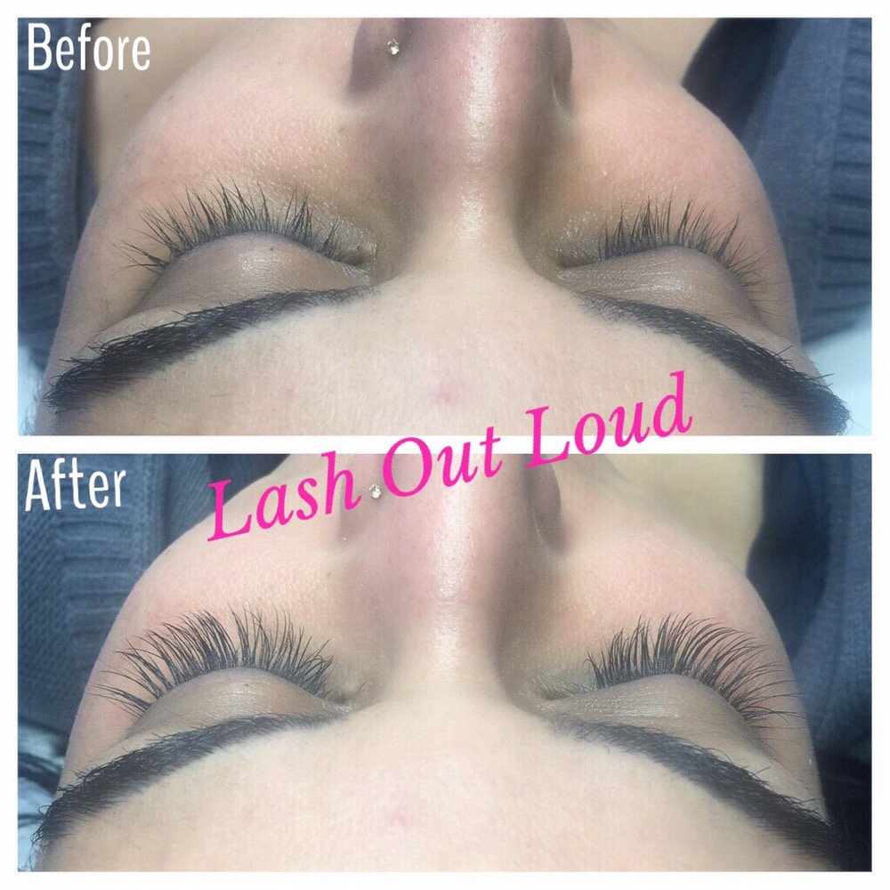Classic Full Set C Curl Yelp