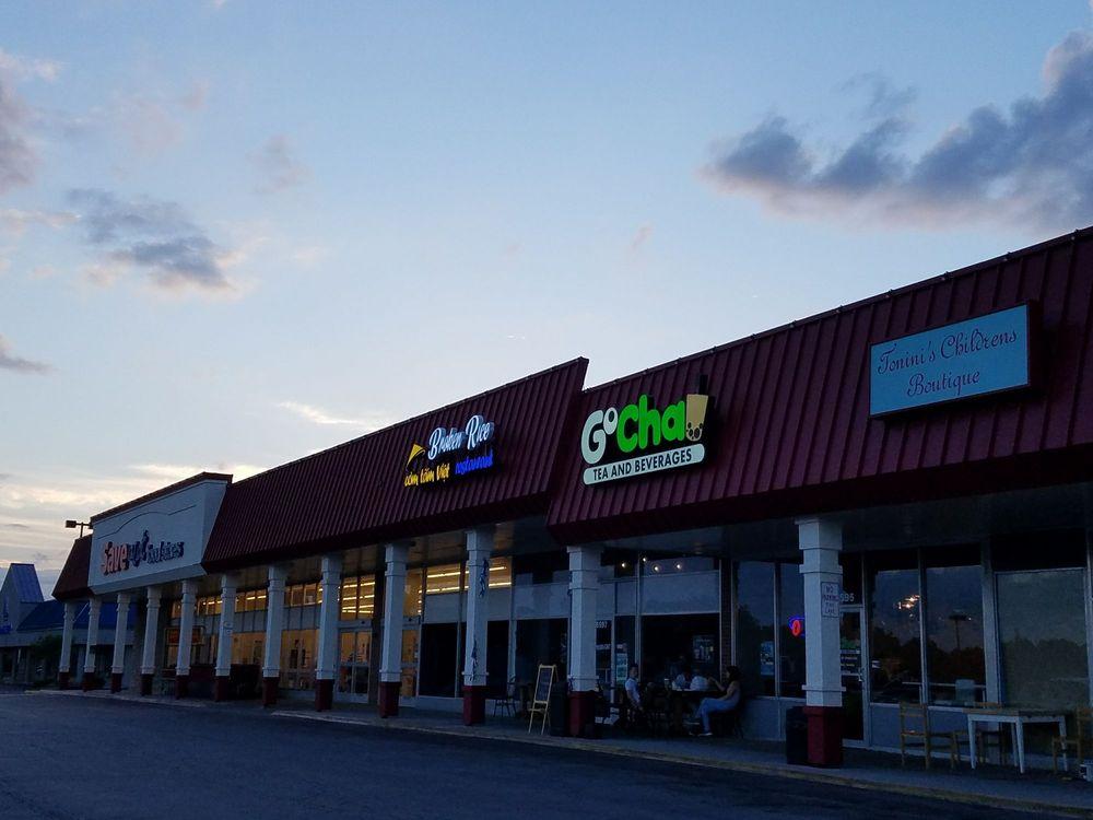 GoCha Tea and Beverages: 6595 N Oak Trfwy, Gladstone, MO