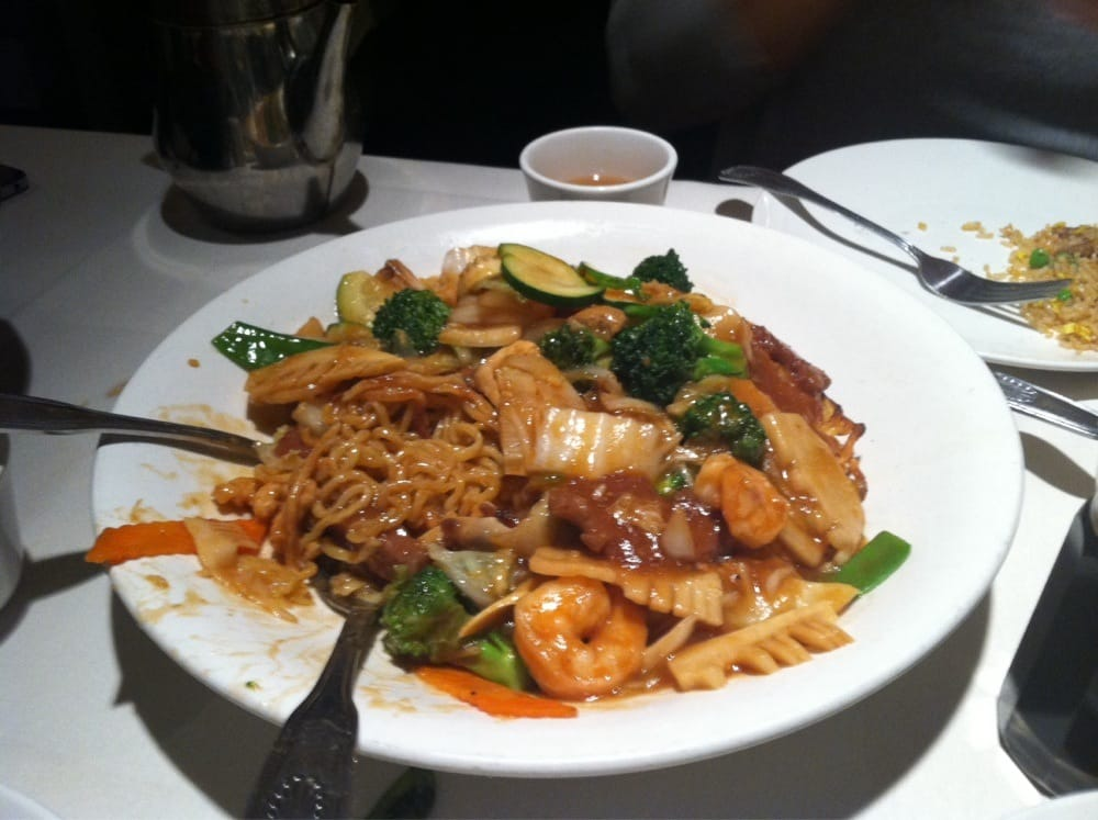 Photo Of Panda Inn La Palma Ca United States Pan Fried Noodles