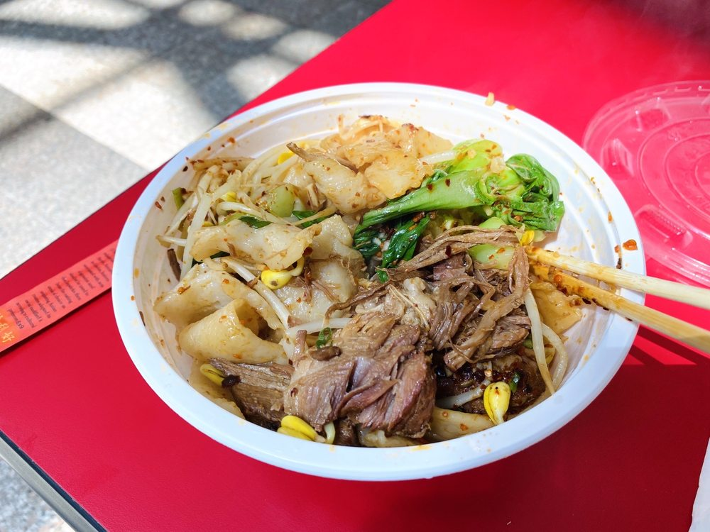 Food from Noodles King