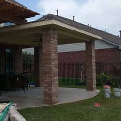 Elegant Photo Of Houston Custom Patio Builders   Stafford, TX, United States