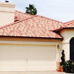 Photo Of Allstate Roofing   Phoenix, AZ, United States. Tile Roof  Replacement