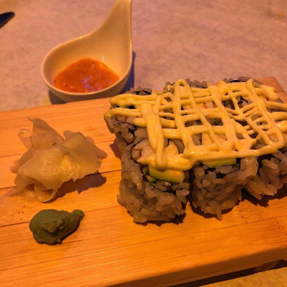 Woochi Japanese Fusion & Bar: 119 N Michigan St, South Bend, IN
