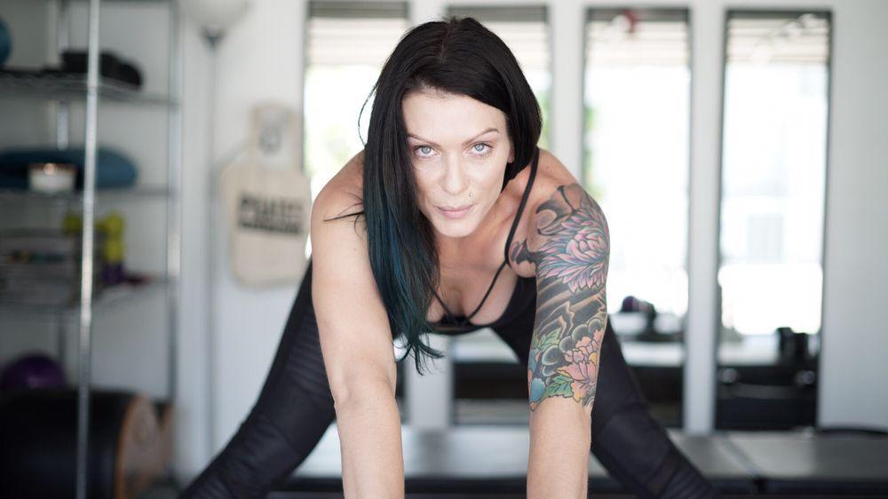 Pilates With Ashlee