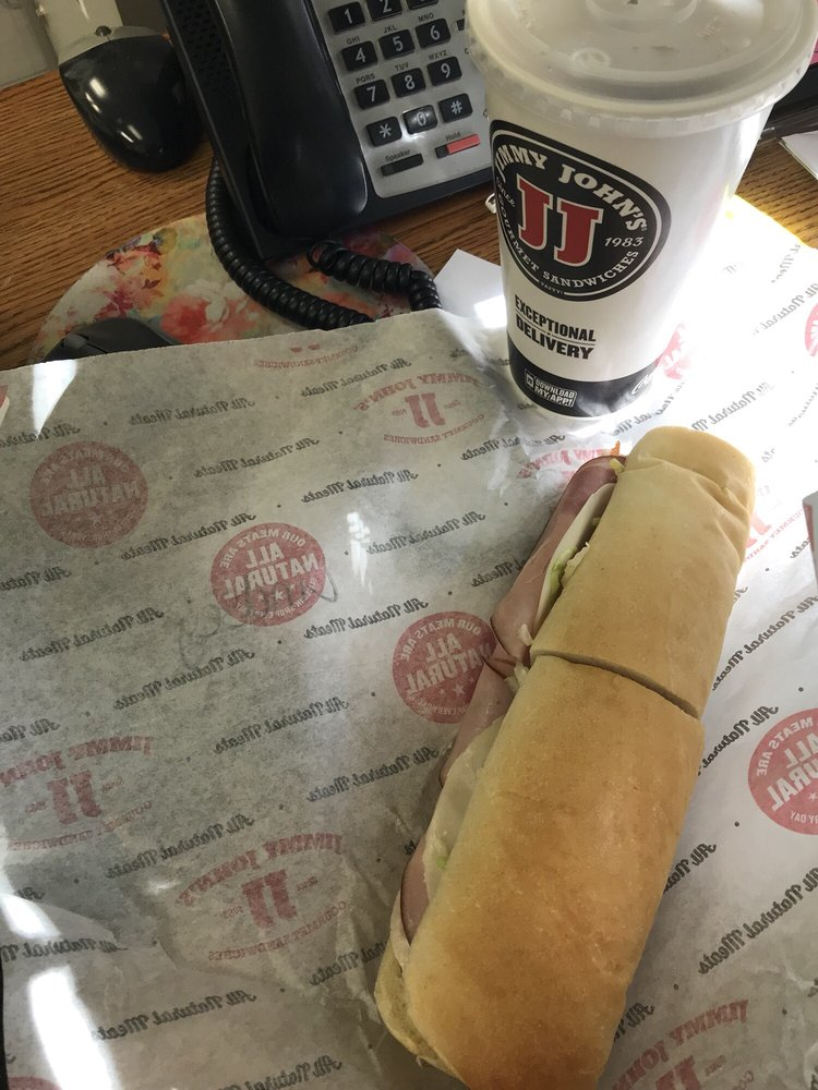 Jimmy John's 41 Beiträge Sandwiches & Belegte Brote