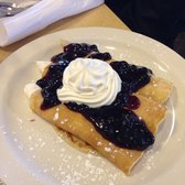 Photo Of Country Kitchen Cuba Mo United States Blueberry Crepes