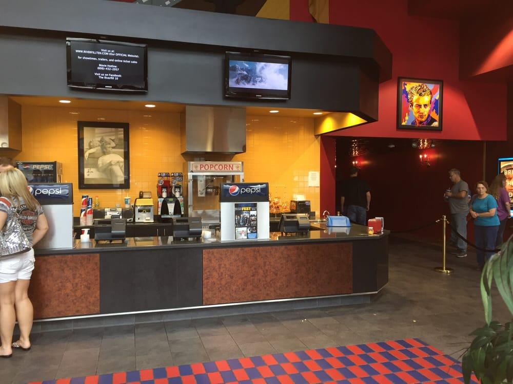 Social Spots from River Fill 10 Cinemas