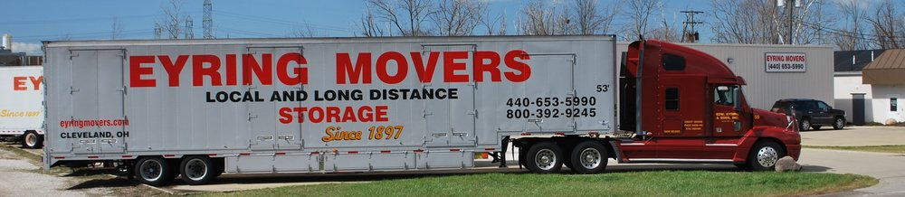 Eyring Movers: 638 Moore Rd, Avon Lake, OH