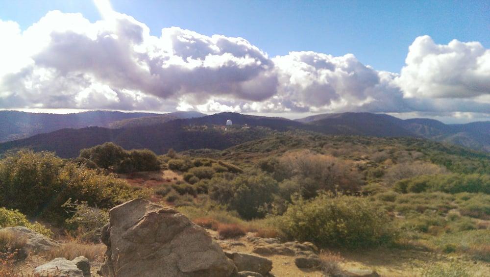 Oak Grove Trail to High Point: 37560 Hwy 79, Warner Springs, CA