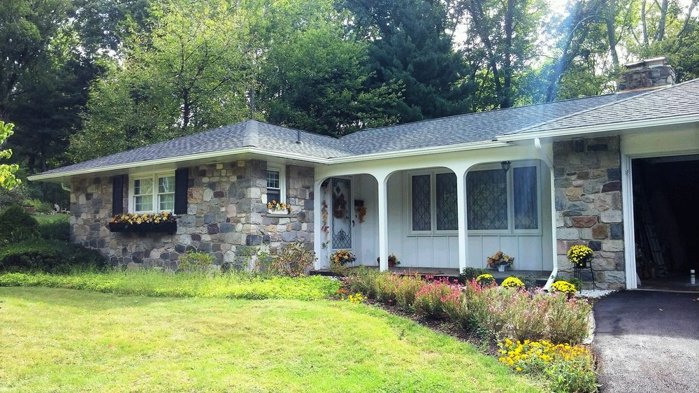 B M Pocono Mountain Seamless Gutters Gutter Services