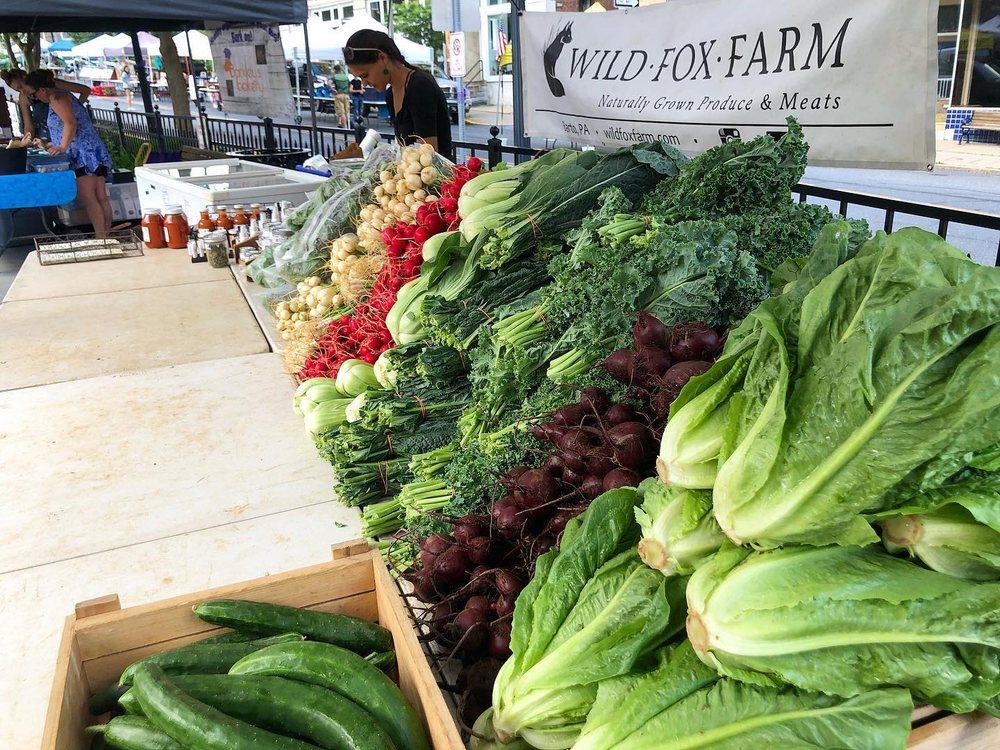 Emmaus Farmers' Market: 235 Main St, Emmaus, PA
