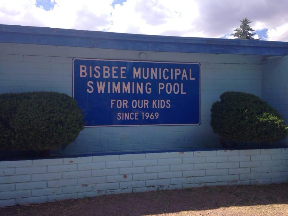 City Of Bisbee Municipal Pool Swimming Pools 35 W