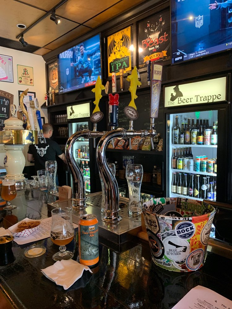 The Beer Trappe: 811 Euclid Ave, Lexington, KY