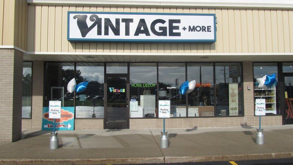 Vintage + More: 3101 Broadmoor Ave, Grand Rapids, MI