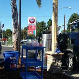 Ok Google Gas Station Near Me >> Autopia is now open at the 76 gas station. Corner of lido and newark blvd - Yelp