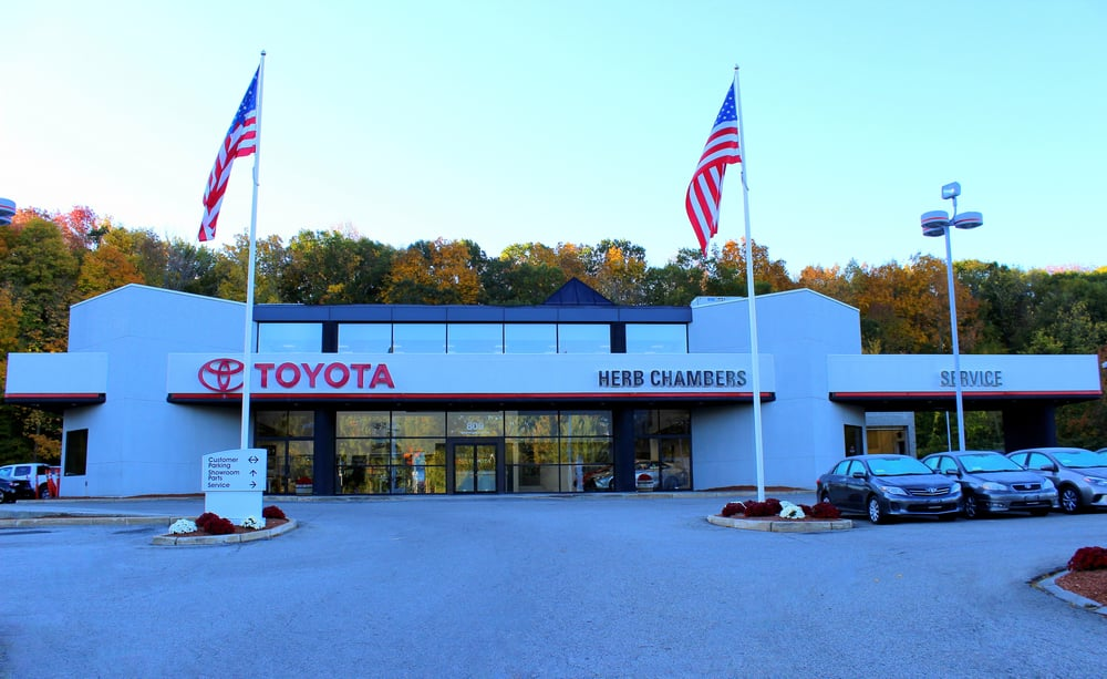 Herb Chambers Toyota Of Auburn   37 Photos U0026 63 Reviews   Car Dealers   809  Washington St, Auburn, MA   Phone Number   Yelp