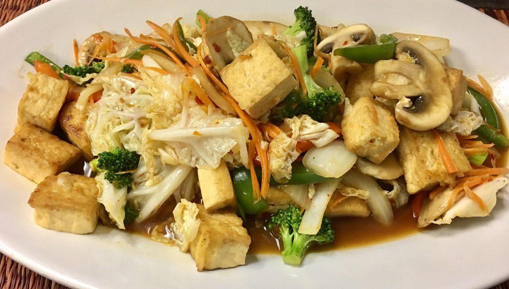 Thai Restaurant Williamston Mi