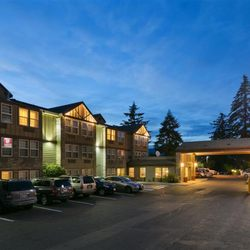Photo Of Best Western Plus Columbia River Inn Cascade Locks Or United States