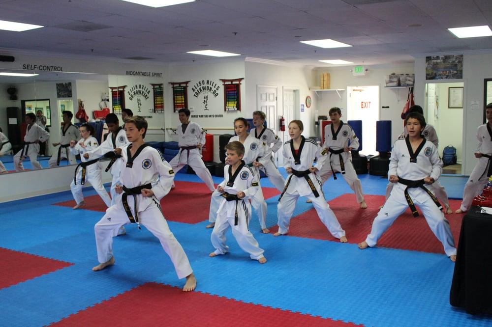 Aliso Hills Taekwon-Do: 27001 Moulton Pkwy, Aliso Viejo, CA