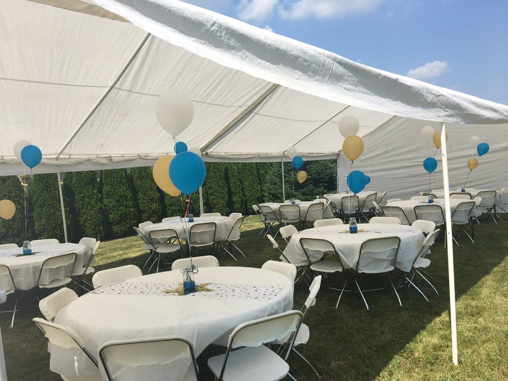 Seymour Party Rentals: 101 W Tipton St, Seymour, IN