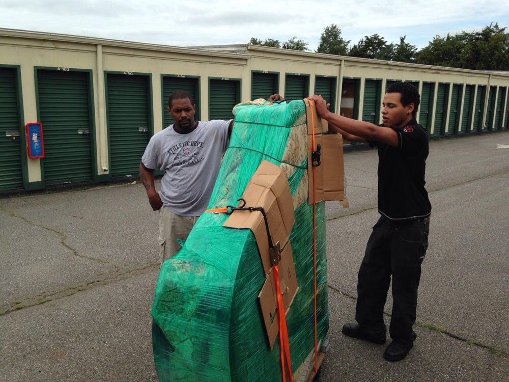 R.C.Moving: Spencerville, MD