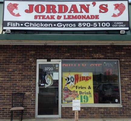 Jordan s steak lemonade alitas de pollo 3720 for Jordan s fish and chicken