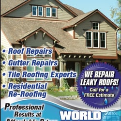 World Exteriors 18 Photos Amp 33 Reviews Roofing 6712