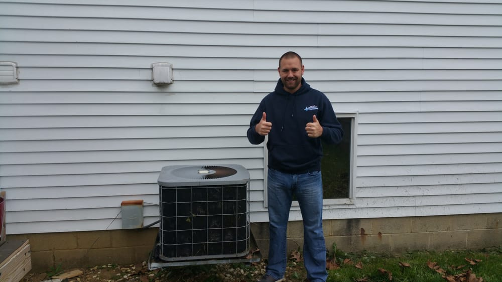 Backus Heating and Cooling: 49 N 26th St, Newark, OH