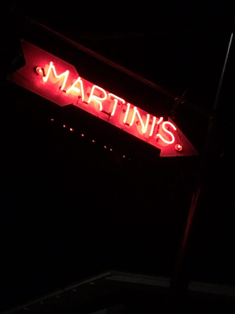 Martini's Cafe: 106 N Susquehanna Ave, Shickshinny, PA