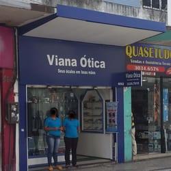 83c7f23f73eeb Viana Ótica - Óticas - R. Pedro Pereira