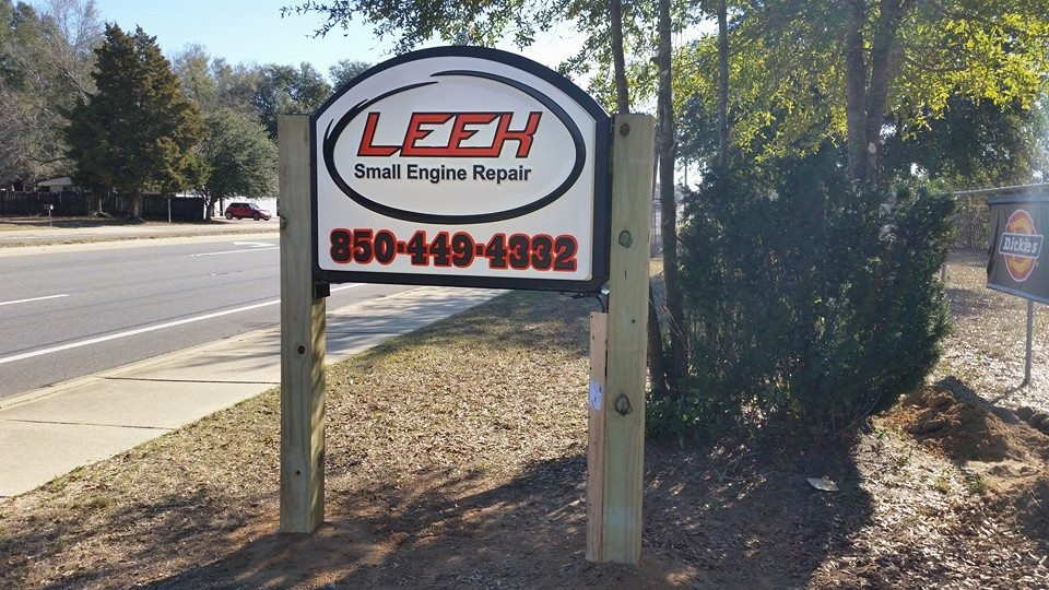 Leek Small Engine Repair: 6385 Bayberry St, Milton, FL