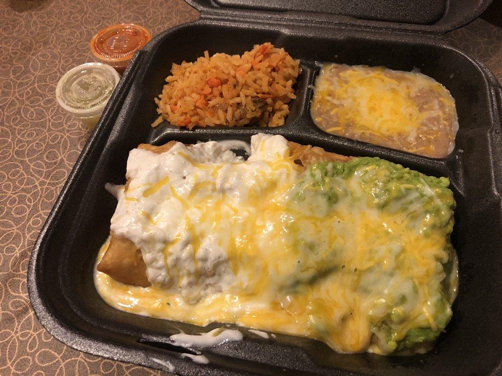 Aliberto's Mexican Food: 1835 Hwy 260, Heber, AZ