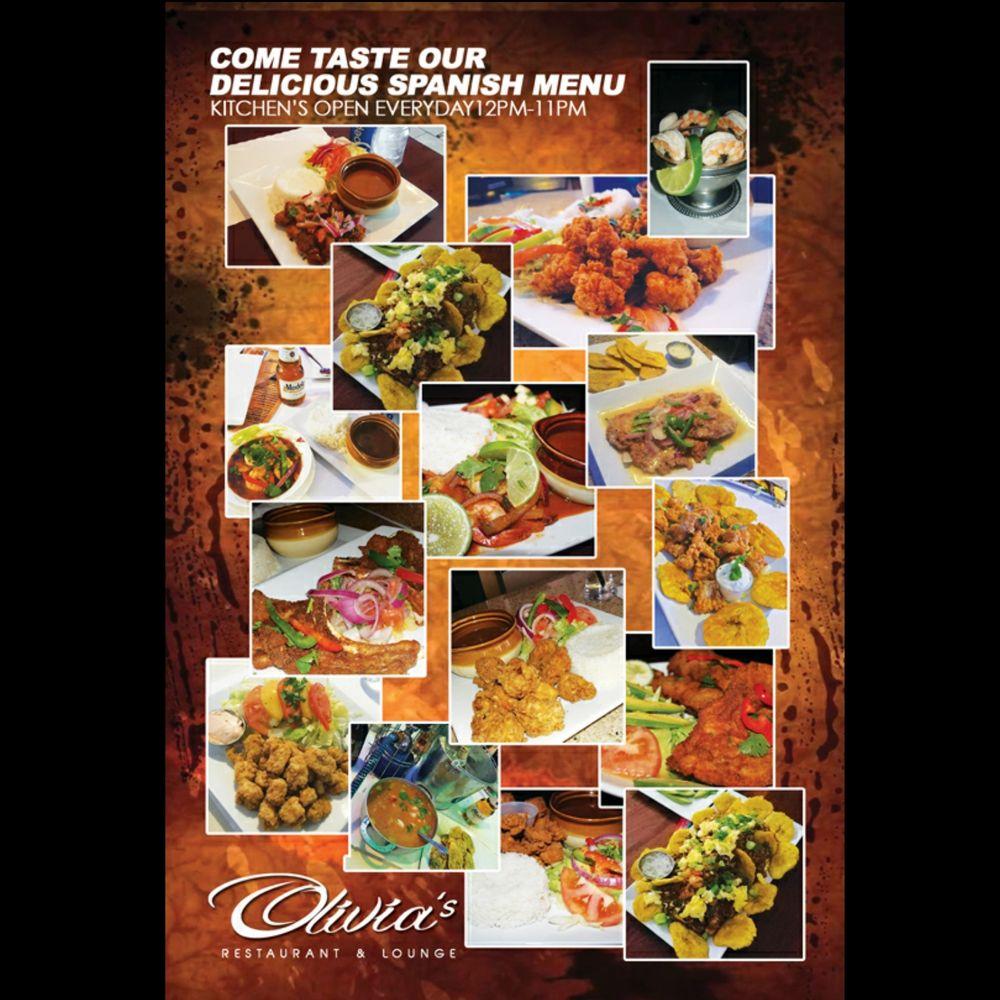 Olivia's Restaurant Lounge: 1854 Westchester Ave, East Bronx, NY