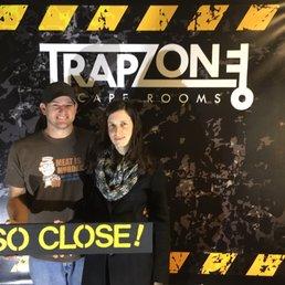 Trapzone Escape Room Costa Mesa
