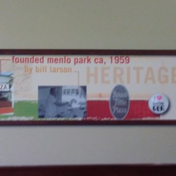 Great Photo Of Round Table Pizza   Concord, CA, United States. History