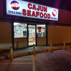 Cajun Seafood 2 Cajun Creole 1091 Almonaster Ave St