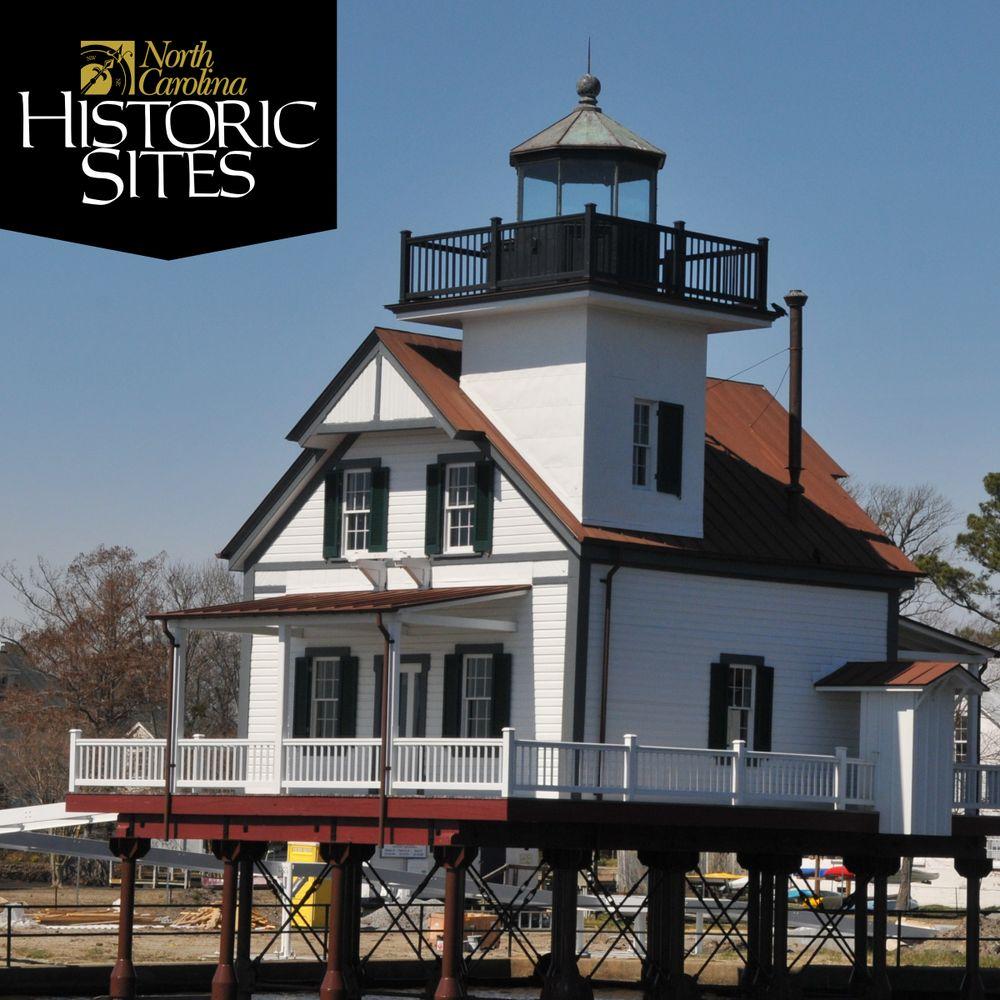 1886 Roanoke River Lighthouse: 7 Dock St, Edenton, NC